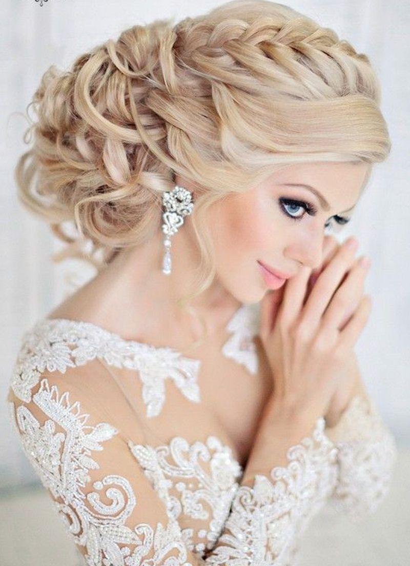 صوره تسريحه عروس , اروع تسريحه للشعر فى ليله الزفاف