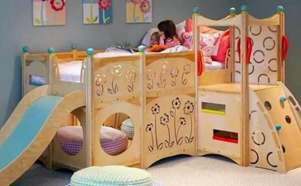 بالصور غرف نوم للاطفال , اطفالى هم قرة عينى 309 10