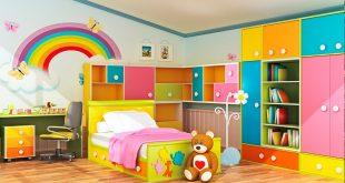 صور غرف نوم للاطفال , اطفالى هم قرة عينى