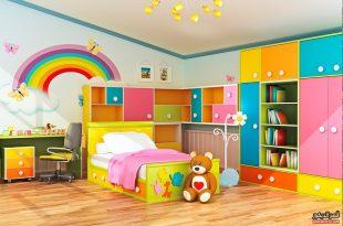 صوره غرف نوم للاطفال , اطفالى هم قرة عينى