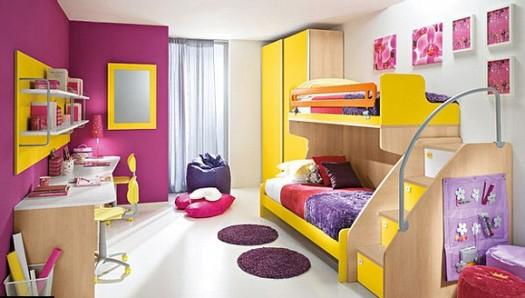 بالصور غرف نوم للاطفال , اطفالى هم قرة عينى 309 8
