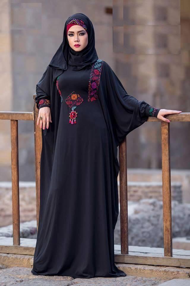 بالصور موديلات عبايات 2019 , اناقتك وجمال ملابسك 312 12
