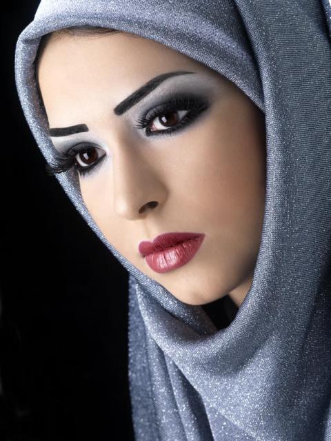 بالصور احلى بنات محجبات , حجابى هو سر جمالى 345 10