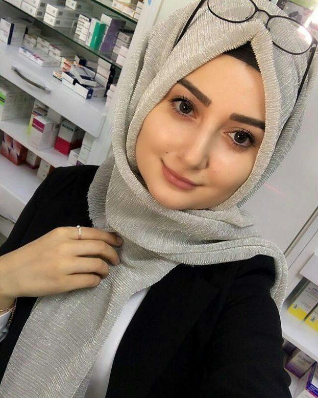بالصور احلى بنات محجبات , حجابى هو سر جمالى 345 11