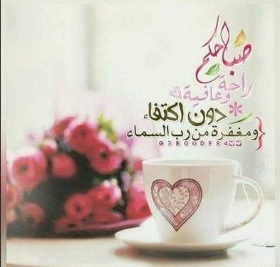 حبيبي صباح الخير كلمات عبارات مشرقه عن صباح مشرق قلوب فتيات