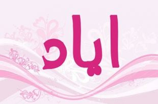 بالصور معني اسم اياد , المقصود بلقب اياد 12033 2 310x205