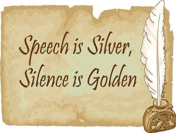 بالصور اذا كان الكلام من فضة فالسكوت من ذهب , مقولات جميلة جدا ماثورة 12103 8