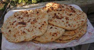 صور طريقة خبز التنور , عمل الخبز العراقي التنور بوصفة سهلة