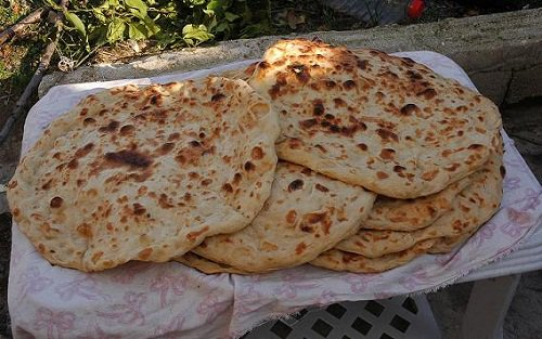 بالصور طريقة خبز التنور , عمل الخبز العراقي التنور بوصفة سهلة 12105