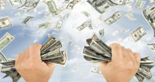 رؤية النقود الورقية في المنام للعزباء , تفسير الاموال الورقية في الحلم للبنت