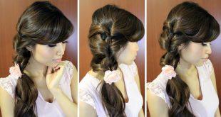 بالصور تسريحات شعر بسيطة و سهلة , اسهل وابسط استايلات تسريحات للشعر 12137 15 310x165