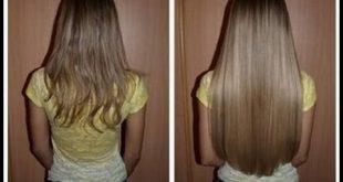 صور خلطات طبيعية لتطويل الشعر , وصفات من البيت لاطالة الشعر