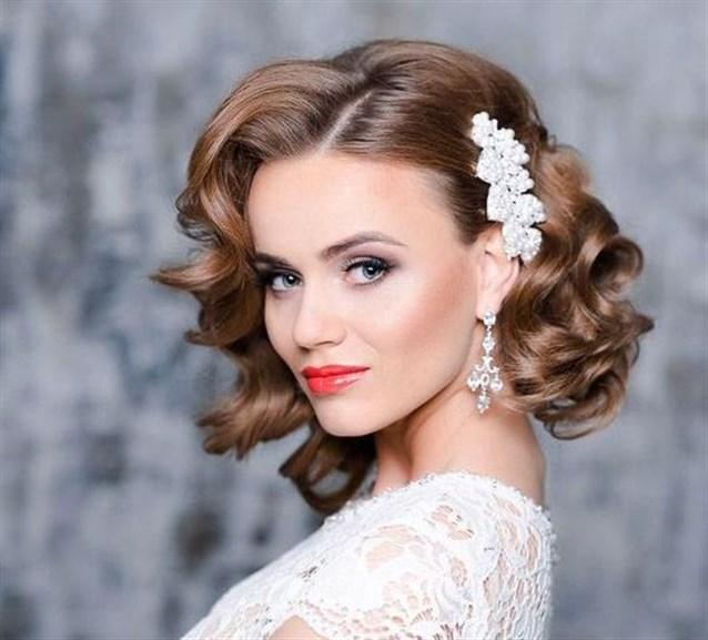 صورة تسريحات الشعر المتوسط , اجمل استايلات فورمات للشعر المتوسط