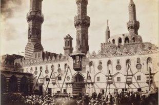 صورة صور نادرة الازهر , صور رائعة لجامع الازهر الشريف