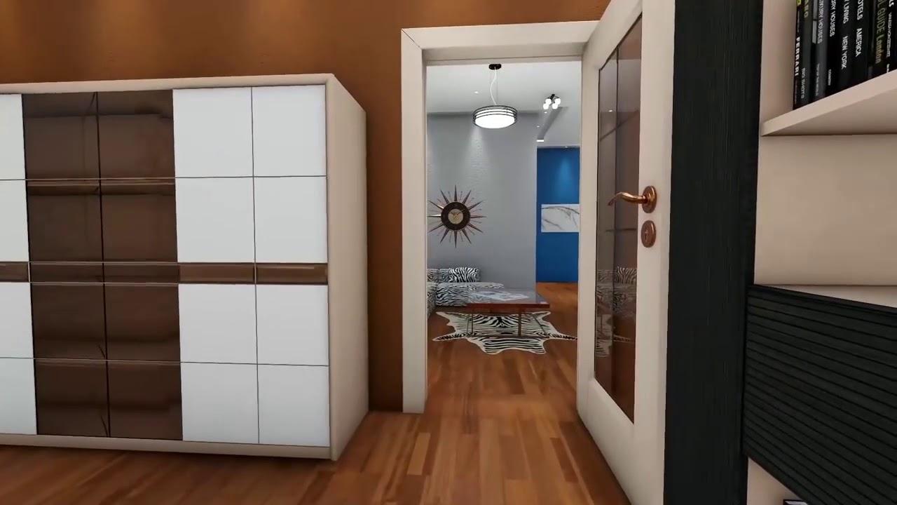 بالصور تصميم شقق صغيرة 100 متر , مخططات لشقة مساحة 100 متر صغيرة 12282 1