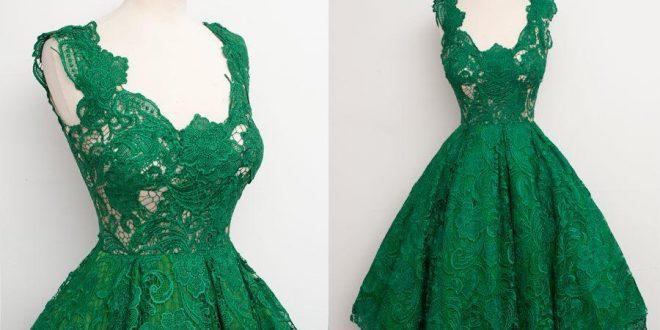 بالصور تفسير حلم فستان اخضر , رؤية ارتداء فستان اخضر في المنام 12302 2 660x330