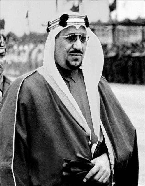 صور متى توفي الملك سعود , تاريخ وفاة الملك سعود