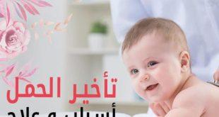 بالصور اسباب تاخر الحمل الاول وعلاجه , مشكلة تاخر الحمل وطرق حلوله 12375 1 310x165