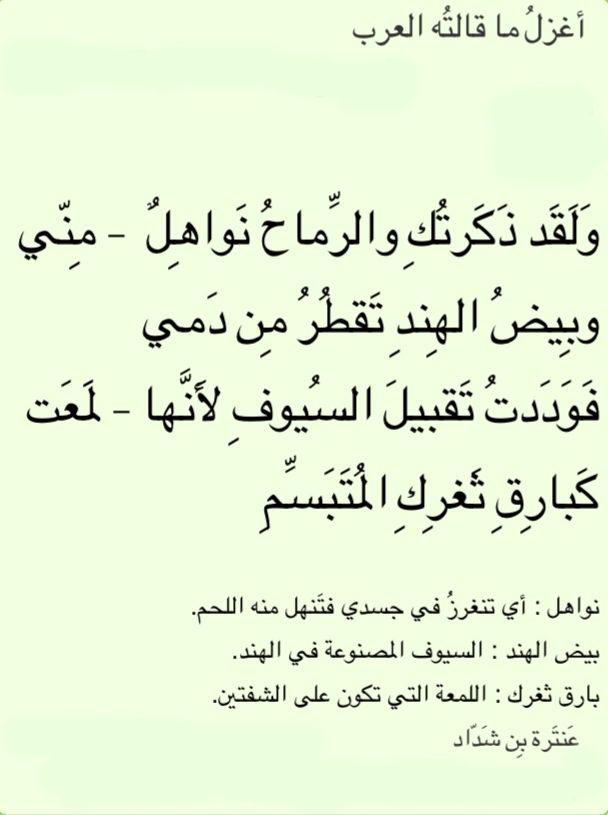 بالصور اروع ما قيل في الشعر العربي , اجمل واحلي قصايد الشعر العربي 12376 9