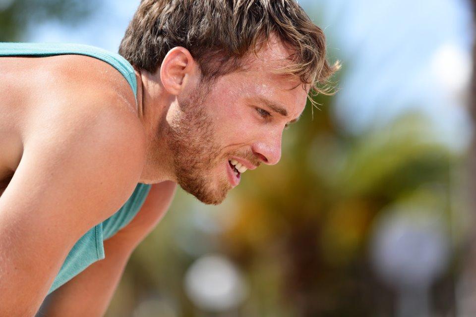 صور فوائد التعرق اثناء الرياضة , منافع العرق خلال ممارسة الرياضة