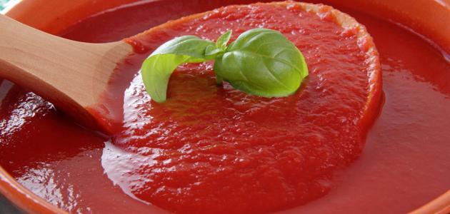 صور طريقة تحضير صوص البيتزا , شرح وصفة صلصة البيتزا بسهولة