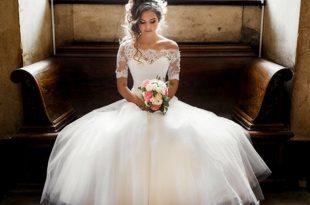 صورة تفسير ثوب الزفاف في المنام , رؤي فستان الفرح في الاحلام
