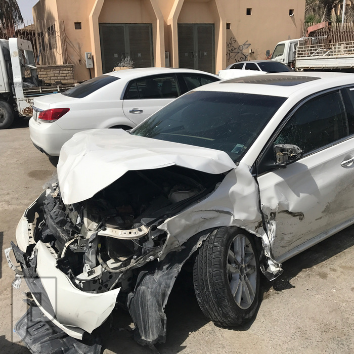 بالصور سيارات مصدومه , صور عربيات في حوادث 1386 1