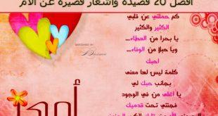 بالصور شعر عن الام الحنونة , قصيدة مدح في حنان الام 191 12 310x165