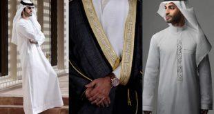 صورة طريقة لبس البشت , تالق بلبس البشت