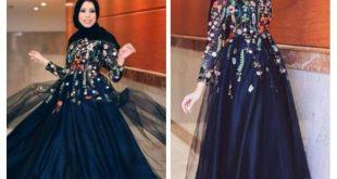 صورة اجمل فستان في العالم , تالقي باروع الفساتين