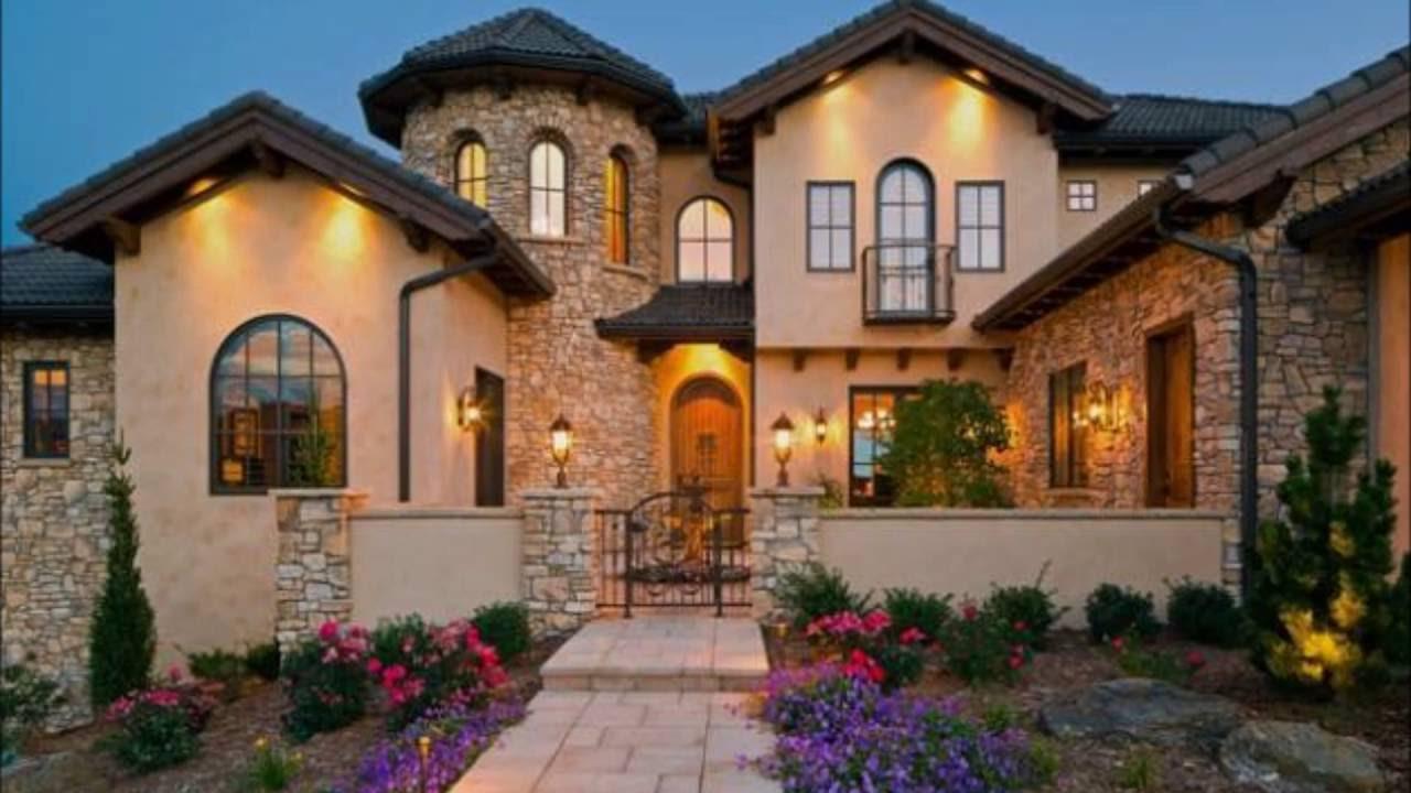 صورة اجمل منزل فخم , ديكورات منازل فخمه