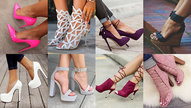 صورة صور شوزات , اتعلمي ازاي تختاري حذائك