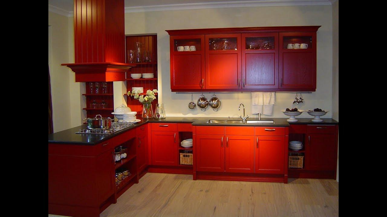 صورة الوان مطابخ خشب , اختاري مطبخك صح