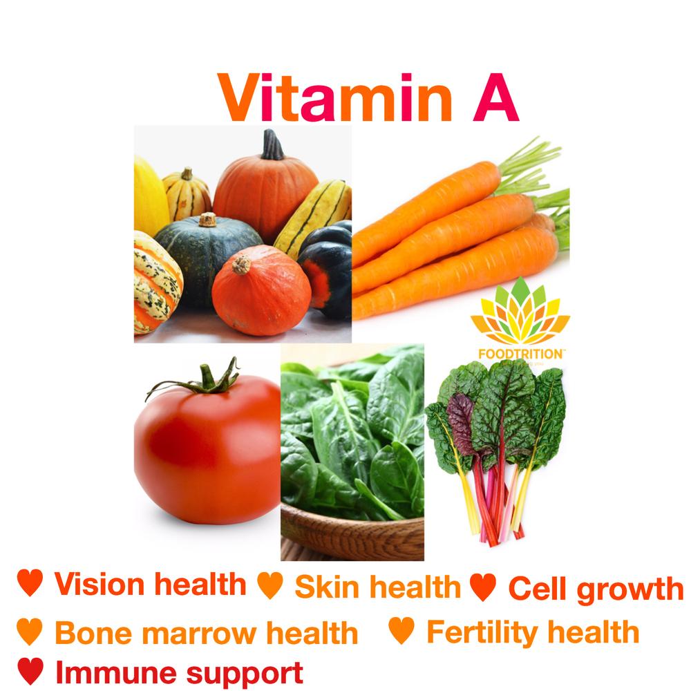 صورة فوائد فيتامين A , فيتامينات الجمال