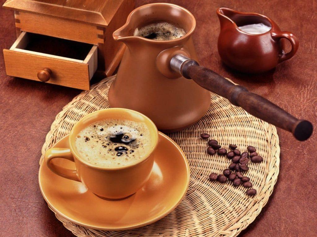 صورة اشرب اجمل قهوه في اصباح, حلى قهوه سريع 5268 9
