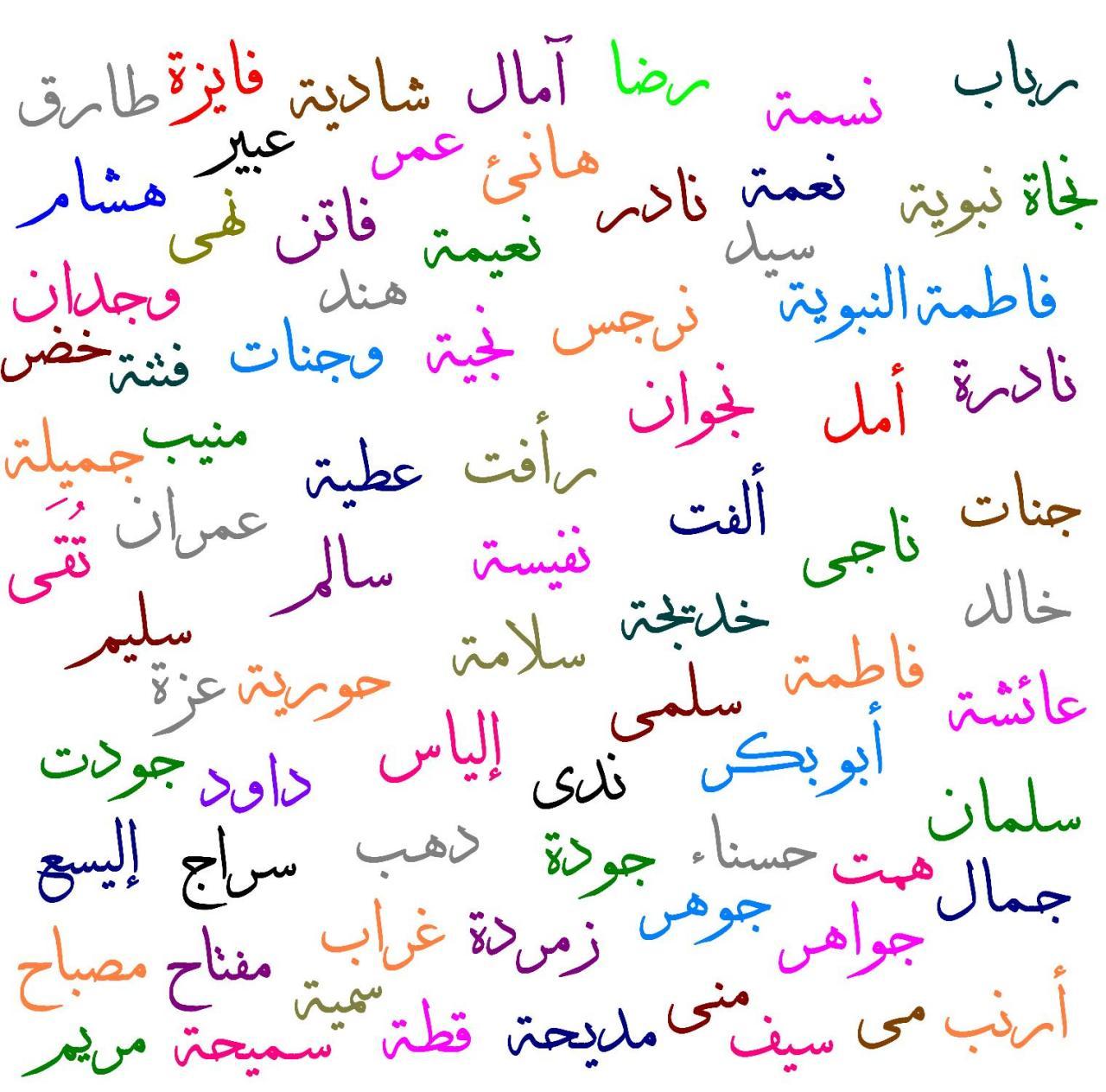 صورة عرفين سميت بنتي ايه, اسماء بنات حلوة 5345 1