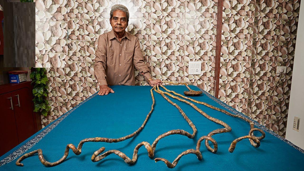 صورة من هو صاحب اطول اظافر هقلك , اطول اظافر في العالم 5815