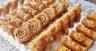 حلويات مغربية تحفة لا تفوتك، حلويات مغربيه