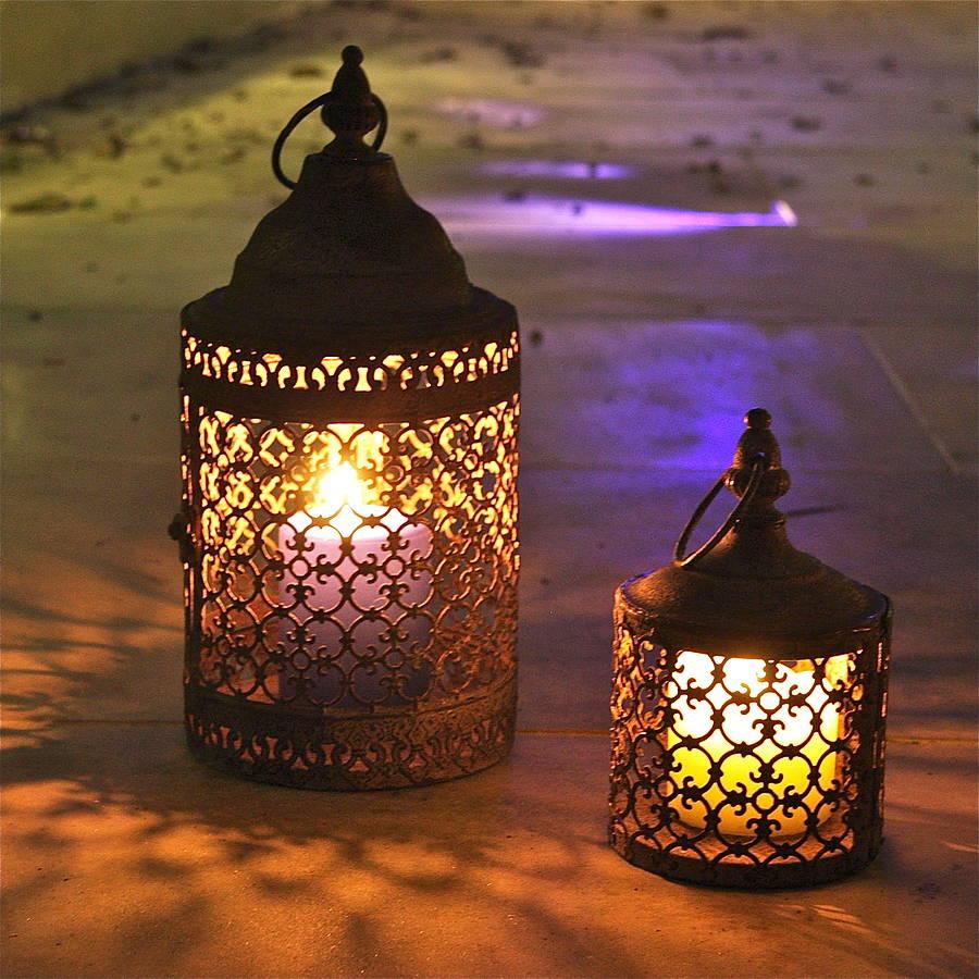 صورة اشكال فوانيس رمضان 4105 6