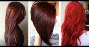 صورة لون شعر اسود محمر 11284 2 310x165